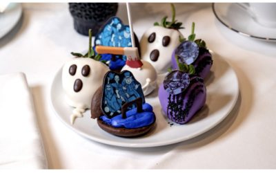 Disneyland Hotel Hosting Haunted Mansion 50th Anniversary Tea for a Limited Time