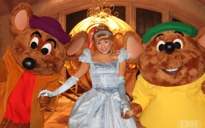 Disneyland Paris Annual Passholder Party Celebrates 100 Disney Characters