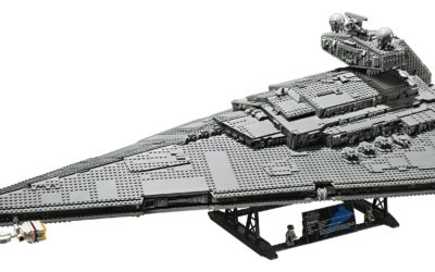Giant Star Wars Ultimate Collector Series Imperial Star Destroyer Announced by LEGO