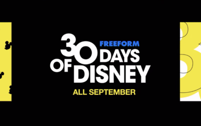 "Freeform 30 Day of Disney - Day 4: ""The Lion King"""