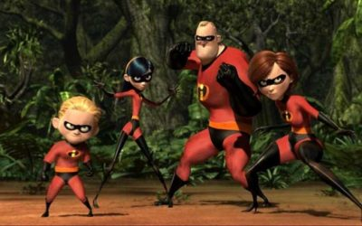 """Freeform 30 Days of Disney - Day 5: """"The Incredibles"""""""