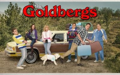 "Get A Sneak Peek of ""The Goldbergs"" Season Seven Premiere at Disneyland Today Only"