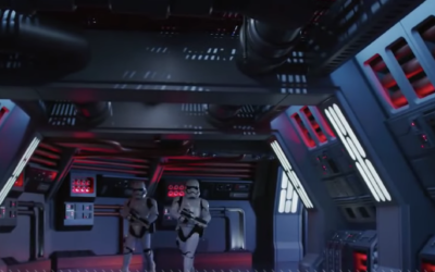 """""""GMA"""" Shares First Look at Star Wars: Rise of the Resistance Coming to Star Wars: Galaxy's Edge"""