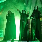 Guests Come Face to Face with Death Eaters During Dark Arts at Hogwarts Castle at Universal Orlando