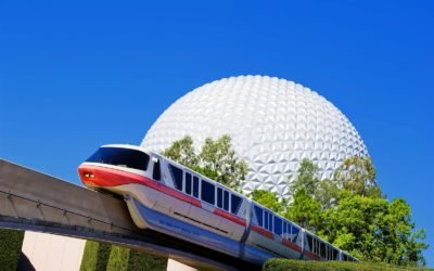 Guests Evacuated Off Monorail Thursday Night
