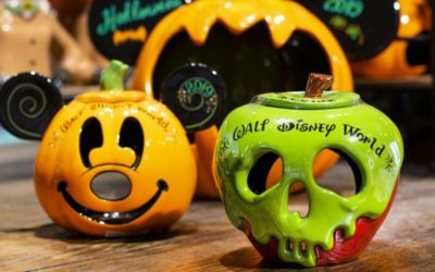 Halloween-Themed Customization Available at Disney's Days of Christmas in Disney Springs