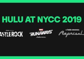 Hulu Originals Panels Announced for New York Comic-Con 2019