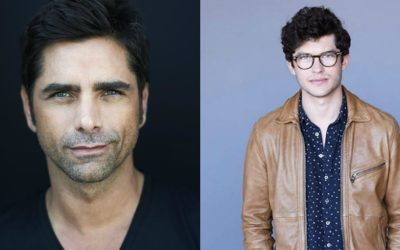 "John Stamos, Graham Phillips Join Cast of ABC's ""The Little Mermaid Live!"""