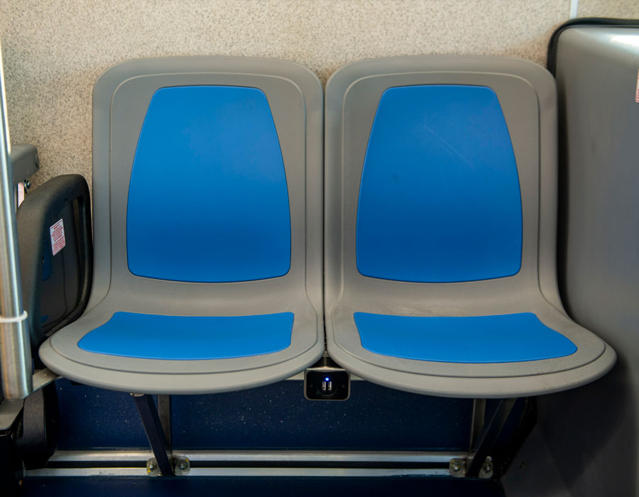 USB charging ports now available aboard some Walt Disney World buses