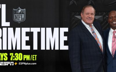 """NFL PrimeTime"" Coming to ESPN+ This Fall"