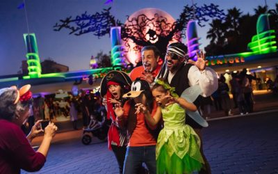 Oogie Boogie Bash Character Locations, Treat Trails, and Live Entertainment Details Revealed