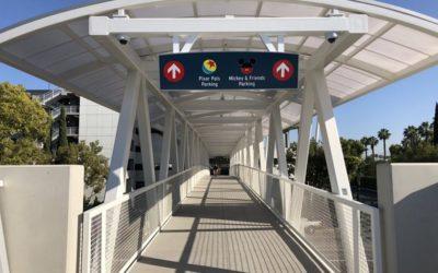 Photos: Pedestrian Bridge and Walkway to Downtown Disney Now Open