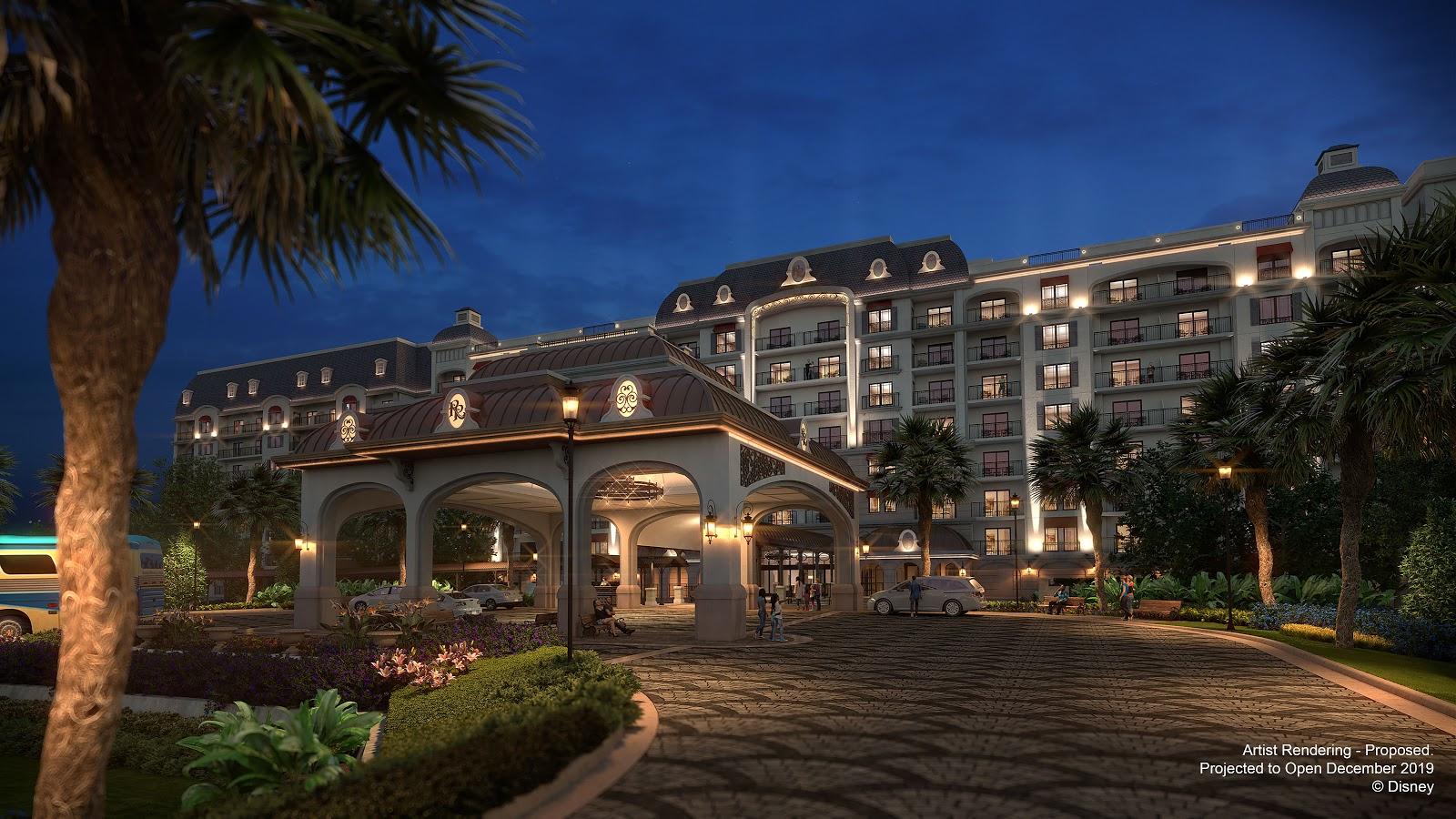 Previewing Disney's Riviera Resort at Walt Disney World