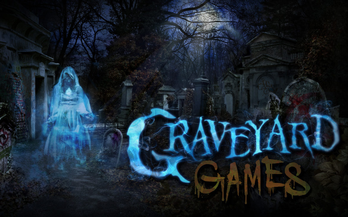 New Graveyard Games Haunted House Awakens at Halloween Horror Nights