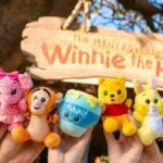 September Disney Parks Wishables: The Many Adventures of Winnie the Pooh Attractions