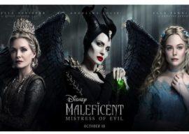 "Sneak Peek of ""Maleficent: Mistress of Evil"" Coming to Disney Parks, Disney Cruise Line"