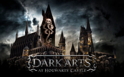 """The Darks Arts at Hogwarts Castle"" Projection Show Coming to Universal Orlando Resort This Month"