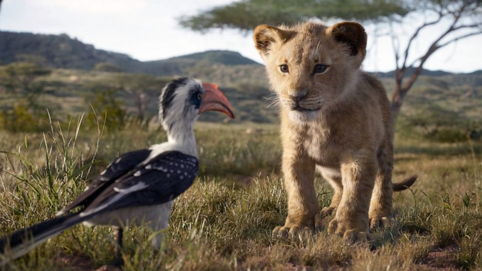 The Lion King Comes To Digital And Blu Ray Home Release This October