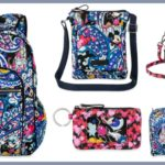 "Vera Bradley's ""Mickey's Whimsical Paisley"" Pattern Arrives on shopDisney"