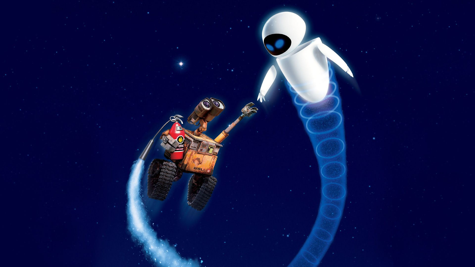 """For the Love of """"WALL-E"""" - Revisiting Pixar's Most Romantic Film -  LaughingPlace.com"""