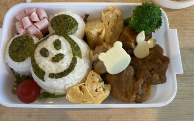 Adventures by Disney Japan Day 4: Bento Momento