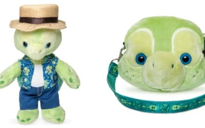 Aloha 'Olu! Duffy's Musical Turtle Friend Available on shopDisney