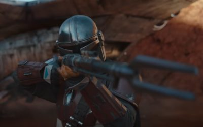 "Analysis: Shot-by-Shot with the New Trailer for Disney+ Live-Action Star Wars Series ""The Mandalorian"""