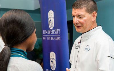 Disney Cruise Line Shares a Taste of the Magic with Students at the University of the Bahamas