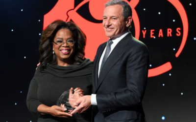 Bob Iger Honored with Save the Children's Centennial Award