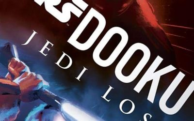 "Book Review - ""Star Wars: Dooku - Jedi Lost"""