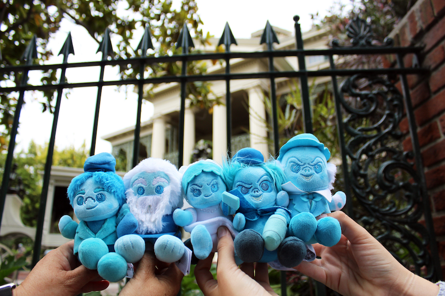 Haunted Mansion Wishables Collection