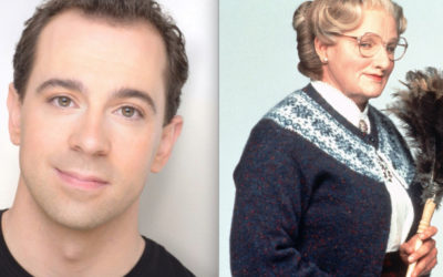 """Cast and Broadway Dates Announced for """"Mrs. Doubtfire"""" Musical"""