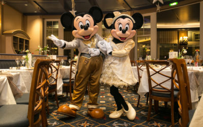 Christmas Eve, New Year's Eve Pre-Sale Dining Reservations Now Available at Disneyland Paris
