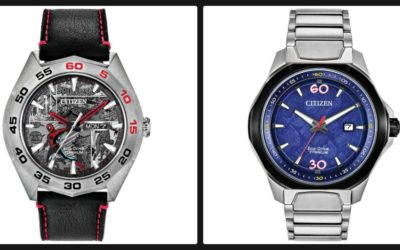 Citizen Unveils Two Limited Edition Marvel Watches at New York Comic-Con