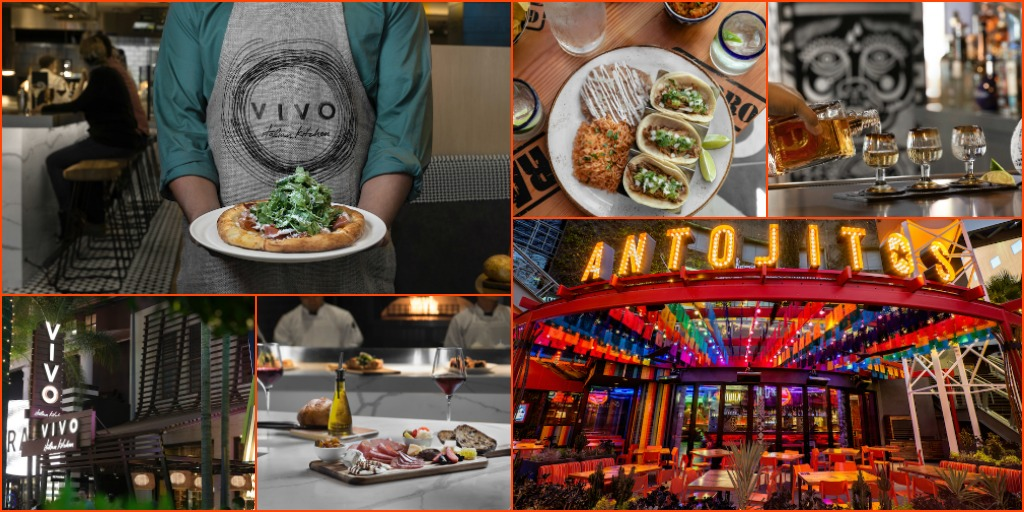 Citywalk Hollywood Welcomes New Restaurants Antojitos Cocina