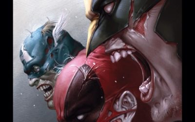 "Comic Review - ""Marvel Zombies Resurrection #1"""