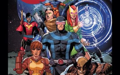 "Comic Review - ""X-Men #1"""