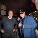 Dan Aykroyd and Ivan Reitman Visit Ghostbusters Halloween Horror Nights Maze at Universal Studios Hollywood