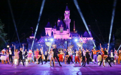 "Dancing With The Stars Brings the Magic with This Season's ""Disney Night"""
