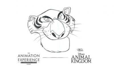 Disney Animal Villains Coming to The Animation Experience at Disney's Animal Kingdom