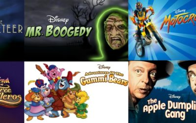 Disney+ Announces At-Launch Library Content Line-Up