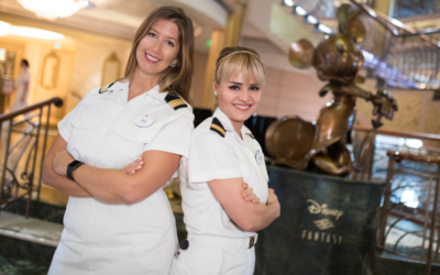 Disney Cruise Line Now Offering Complimentary Texting Service for Crew Members