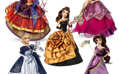 Disney Designer Collection Midnight Masquerade Series Available on shopDisney