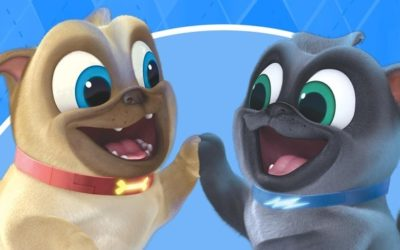 "Disney Junior's ""Puppy Dog Pals"" Renewed For a Fourth Season"