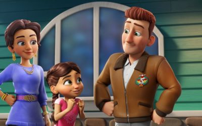 "Disney Junior's ""The Rocketeer"" to Premiere November 8"