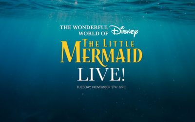 """Disney Shares """"Meet the Cast"""" TV Spot for """"The Little Mermaid Live!"""" Television Event"""
