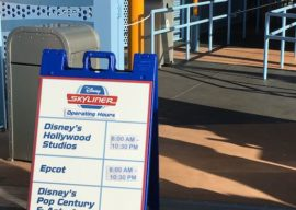 Disney Skyliner Reopens to Guests at Walt Disney World