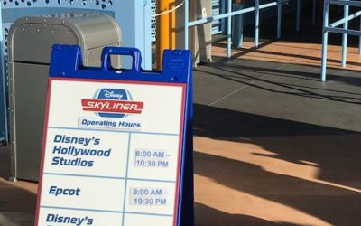 Disney Skyliner Reopens to Guests at Walt Disney World