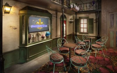 Disney Wonder Sets Sail with New French Quarter Lounge, More Enhancements