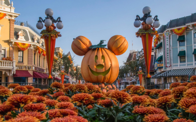 Disneyland Highlights Not-So-Hidden Favorites of Main Street U.S.A.'s Pumpkin Festival